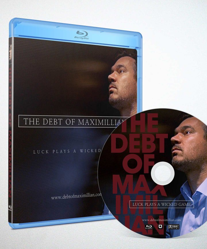 "The Debt Of Maximillian - ""The Debt Of Maximillian"" Blu-Ray"