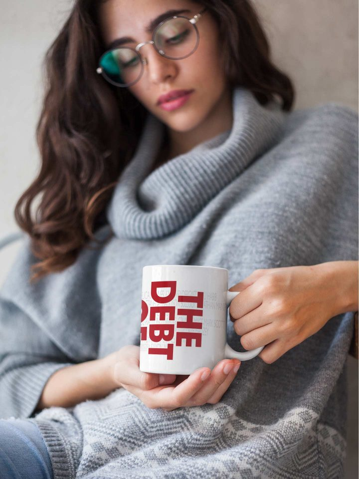 The Debt Of Maximillian - Noon Chaos Coffee Mug