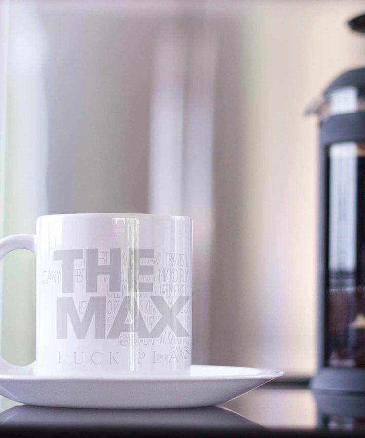 The Debt Of Maximillian - Midnight Ghost Coffee Mug