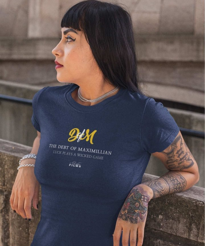 The Debt Of Maximillian - DofM Marquee Fit T-shirt