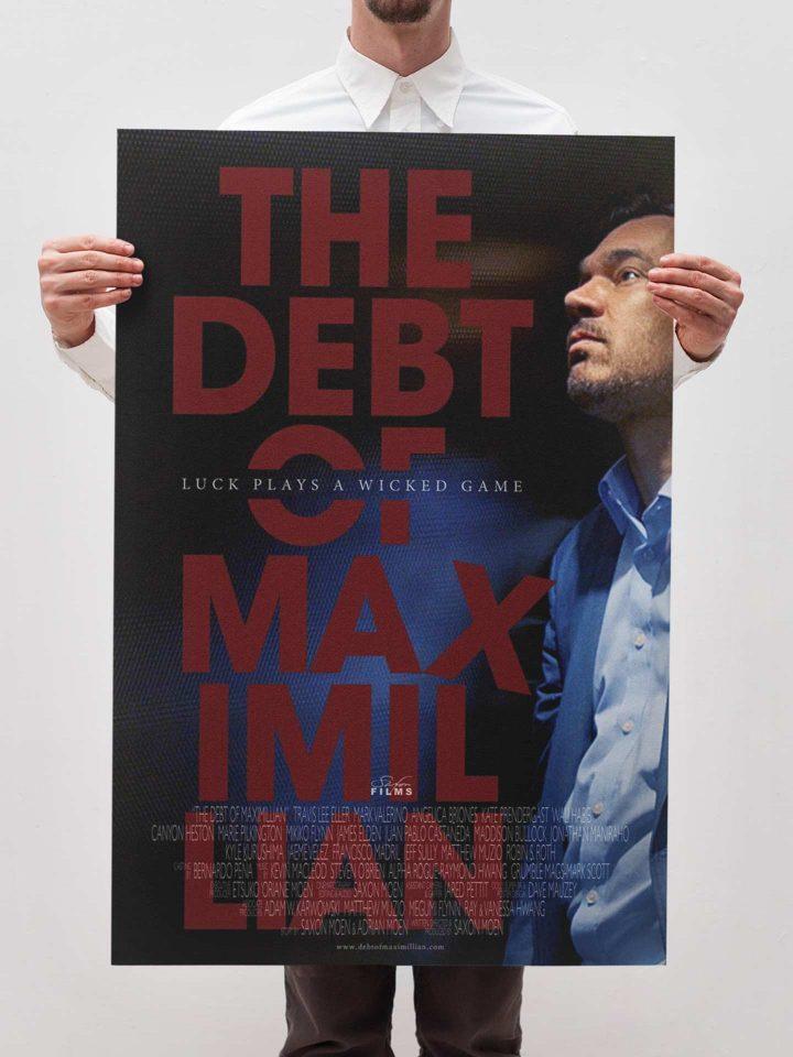The Debt Of Maximillian - Zulu Gloss/Matte Poster