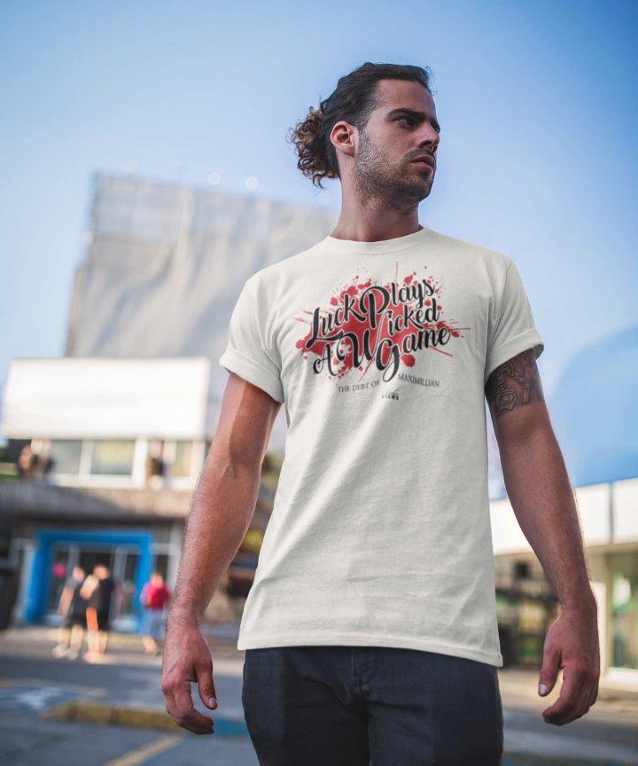 The Debt Of Maximillian - Lucky Six T-shirt